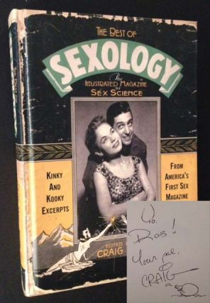 The Best of Sexology: The Illustrated Magazine of Sex Science. Ed Craig Yoe