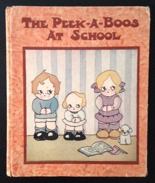 The Peek-A-Boos at School