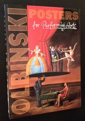 Olbinski: Posters for Performing Arts