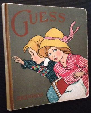 Guess. L J. Bridgman.