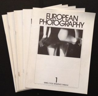European Photography (28 of the First 30 Issues) + 12 (of the First 14) Issues of PrintLetter. Ed...