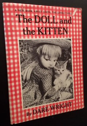 The Doll and the Kitten. Dare Wright.