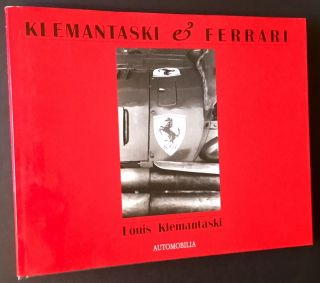 Klemantaski & Ferrari. Louis Klemantaski.