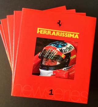 Ferrarissima (20 Issues).