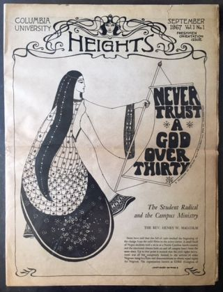 Heights (Columbia University Student Newspaper) : September 1967 -- Vol. 1, No. 1
