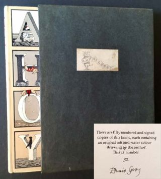 Amphigorey (The Uncommon Signed/Limited Edition in Slipcase, Only 50 Copies Issued). Edward Gorey