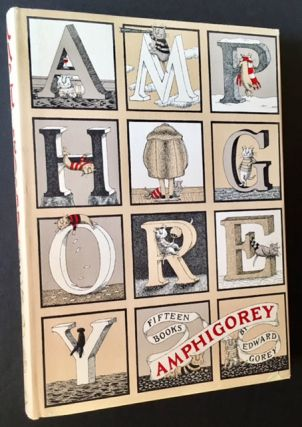 Amphigorey (The Uncommon Signed/Limited Edition in Slipcase, Only 50 Copies Issued)