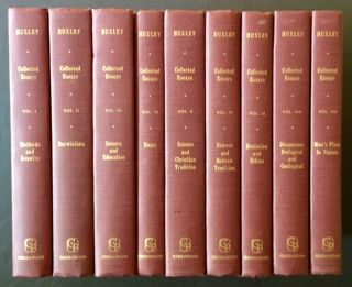 Collected Essays (Complete in 9 Vols.). Thomas Huxley