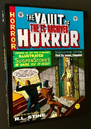 The Vault of Horror: Volume 1 (Issues 1-6). William Gaines, Al Feldstein