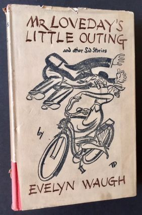 Mr. Loveday's Little Outing and Other Sad Stories. Evelyn Waugh