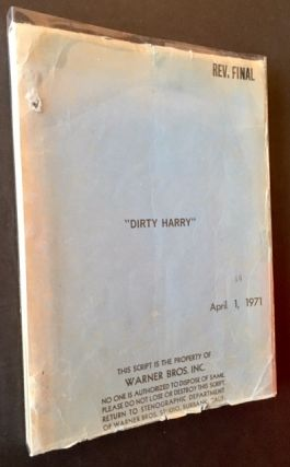 Dirty Harry: The Original Screenplay (The Revised Final Script). H J. Fink, Dean Riesner