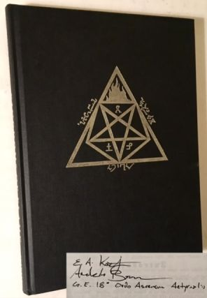 Kingdoms of Flame: A Grimoire of Black Magick, Evocation and Sorcery. Archaelus Baron