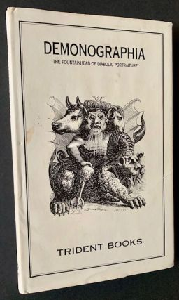Demonographia: The Fountainhead of Diabolic Portraiture. Collin de Plancy, Prudence Priest