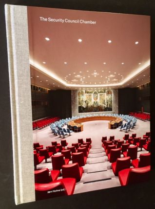The Security Council Chamber. Ed Jorn Holme.