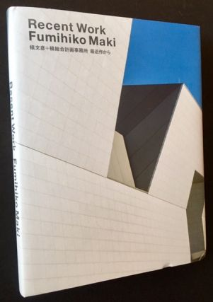 Fumihiko Maki: Recent Work (IN Dustjacket