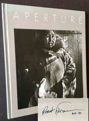 Aperture #81 (Signed by Robert Frank). Ed Michael Hoffman
