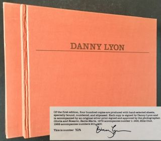 Pictures from the New World (The Signed/Limited Edition in Slipcase). Danny Lyon
