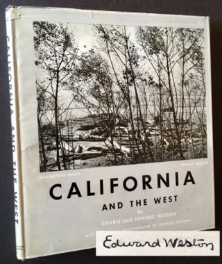 California and the West. Charis, Edward Weston