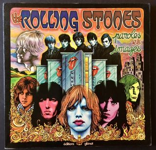 The Rolling Stones: Paroles et Images
