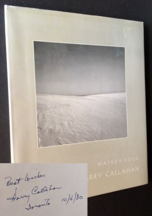 Water's Edge (Signed by Harry Callahan). Harry Callahan