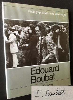 Edouard Boubat (Signed by the Photographer). Bernard George