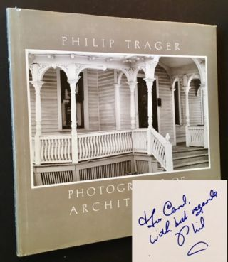 Photographs of Architecture. Philip Trager