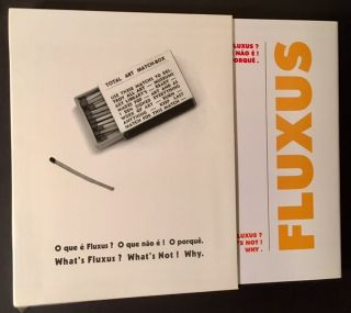 What's Fluxus? What's Not! Why. Arthur C. Danto