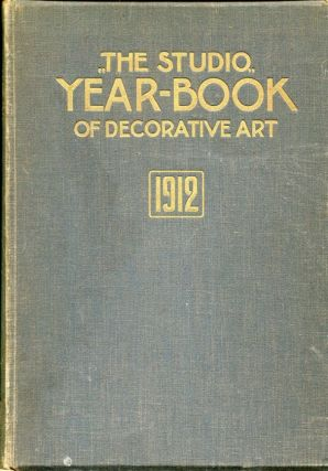 """The Studio"" Year Book of Decorative Art 1912."