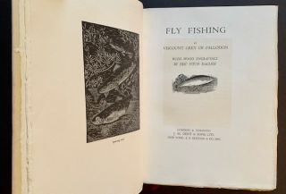 Fly Fishing (Limited to 150 Signed Copies)
