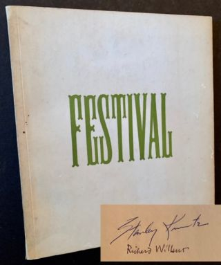 Festival: Spring Poetry Festival at Wesleyan 1960