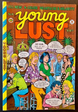 Young Lust #2, #3, #4 and #5 (4 Issues)
