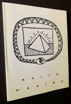 Keith Haring: A Memorial Exhibition -- Early Works on Paper May 4 - June 2 1990