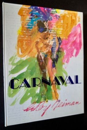 Carnaval (In the Publisher's Original Shipping Carton). LeRoy Neiman
