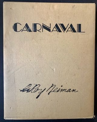 Carnaval (In the Publisher's Original Shipping Carton)