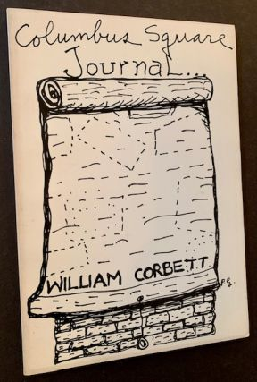 Columbus Square Journal. William Corbett