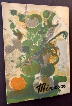 Andre Minaux (With 6 Original Lithographs