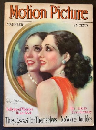 Motion Picture (November, 1929