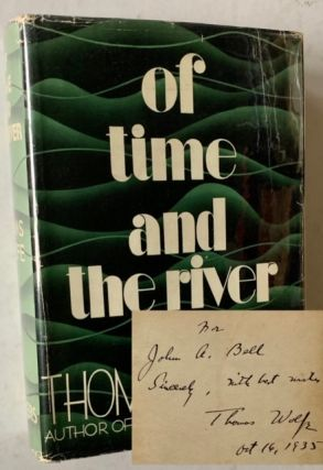 Of Time and the River. Thomas Wolfe