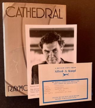 Cathedral (Review Copy). Raymond Carver