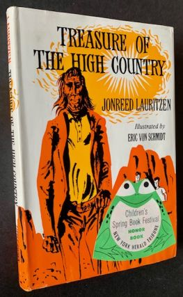 Treasure of the High Country. Jonreed Lauritzen