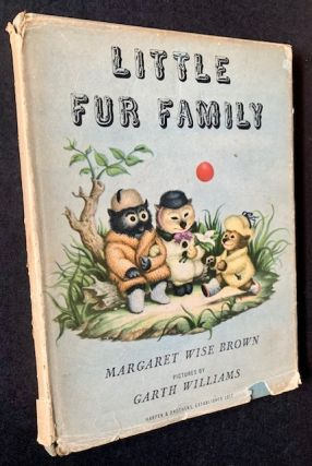 Little Fur Family. Margaret Wise Brown