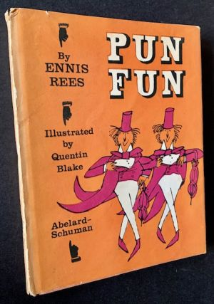 Pun Fun (In Dustjacket). Ennis Rees