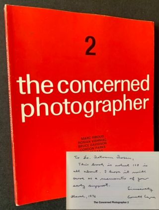 The Concerned Photographer 2. Ed Cornell Capa