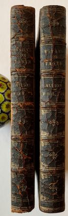 Essays on the Nature and Principles of Taste (2 Vols.)