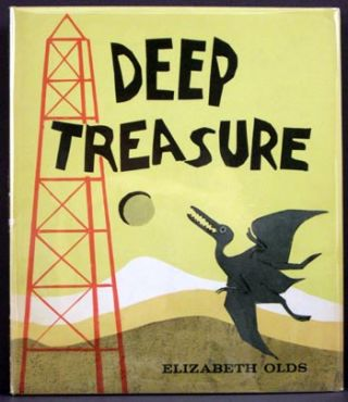 Deep Treasure. Elizabeth Olds