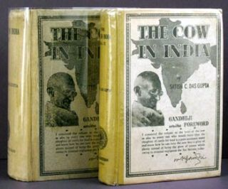 The Cow in India (2 Vols.). Satish C. Das Gupta