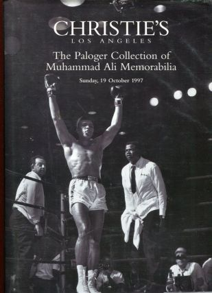 The Paloger Collection of Muhammad Ali Memorabilia