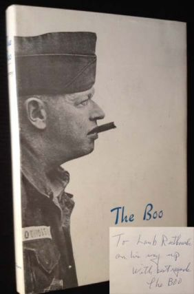 "The Boo (Inscribed By ""The Boo""). Pat Conroy"