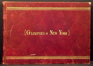Fifty Glimpses of New York: Fifty Illustrations from Recent Photographs