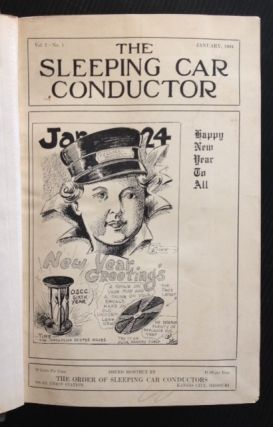 The Sleeping Car Conductor: Official Organ of the Order of Sleeping Car Conductors (24 Monthly Issues).